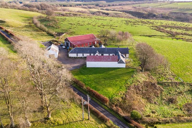 Plot Commercial for sale in Molmontend Barns Plot 1, By Galston, East Ayrshire, KA16