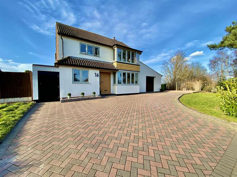 3 Bedrooms Detached House for sale in Coniston Crescent, Stourport-On-Severn