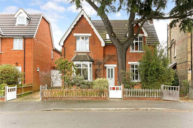 3 Bedrooms Semi Detached House for sale in Amity Grove, London, SW20