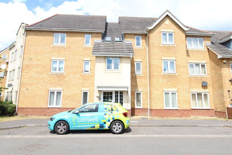 2 Bedrooms Apartment Flat for rent in Morgan Close -Leagrave