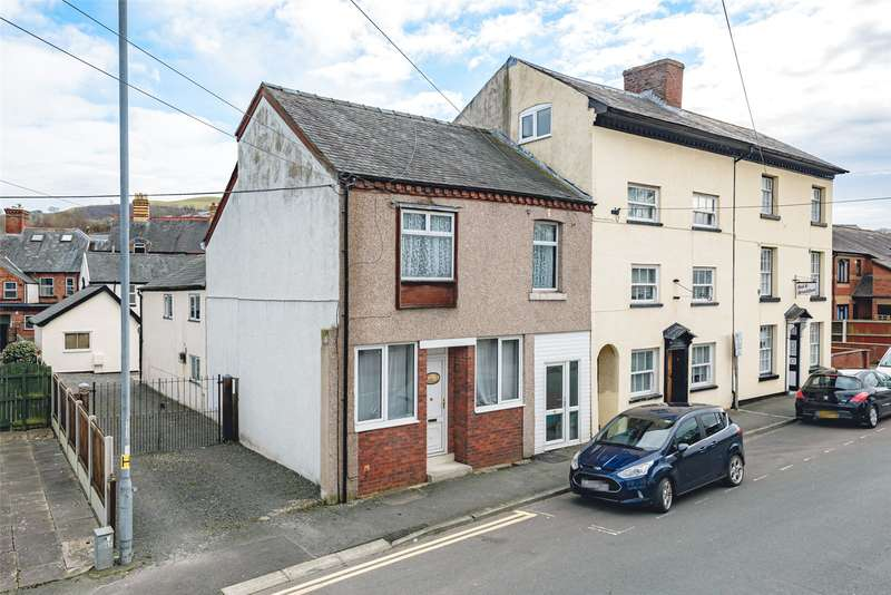 3 Bedrooms Semi Detached House for sale in 35 Park Street, Park Street, Newtown, Powys, SY16 1EF