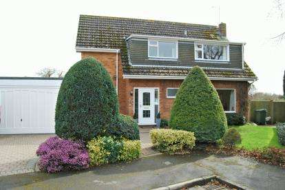 4 Bedrooms Detached House for sale in Well Close, Ness, Neston, Cheshire, CH64