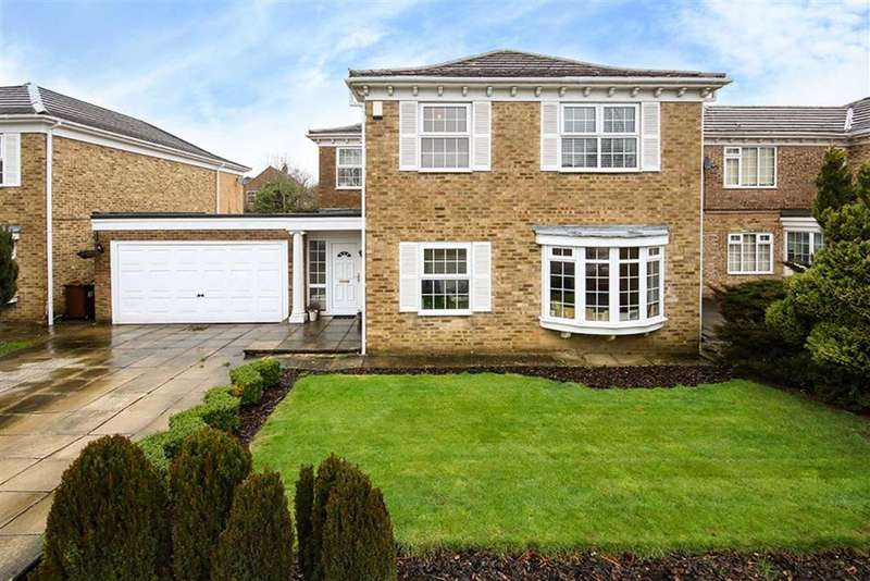 5 Bedrooms Detached House for rent in Shadwell Park Drive, Alwoodley, LS17