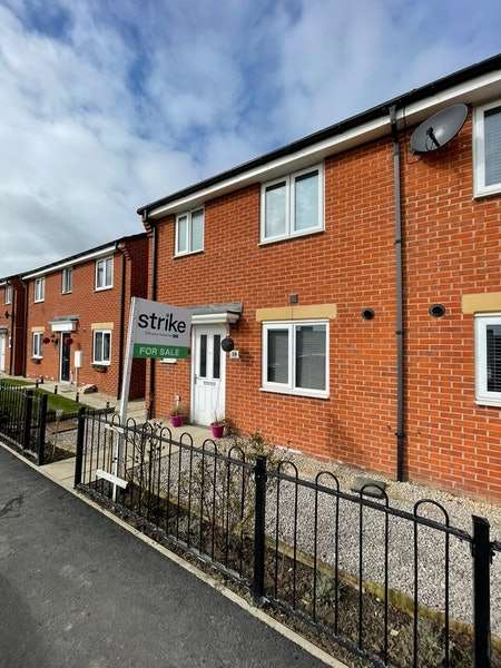 3 Bedrooms Terraced House for sale in Font Drive, Blyth, Northumberland, NE24