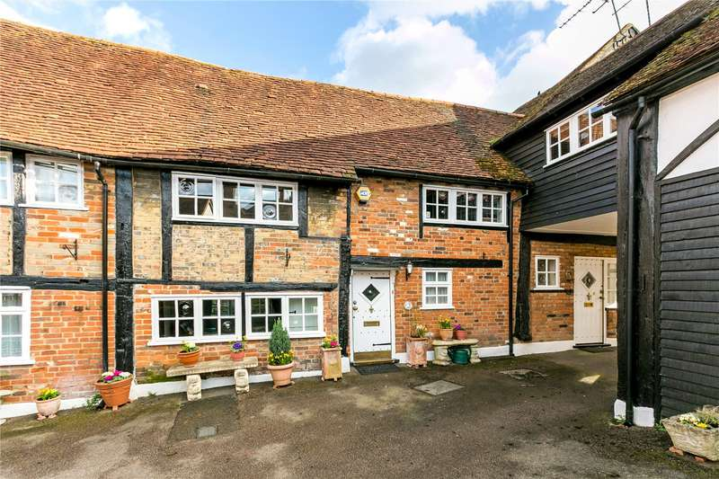 3 Bedrooms Terraced House for sale in Ward Place, High Street, Amersham, Buckinghamshire, HP7