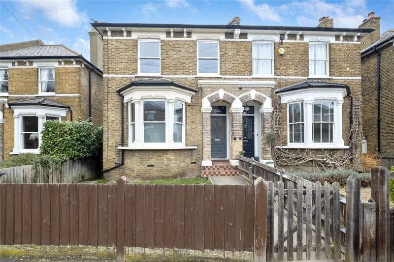 2 Bedrooms Apartment Flat for sale in Allenby Road, Forest Hill, SE23