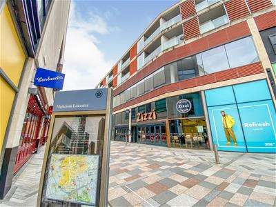 1 Bedroom Flat for sale in Highcross Lane, Leicester
