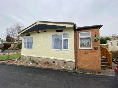 3 Bedrooms Mobile Home for sale in St. Christophers Park, St. Christophers Road, Ellistown, Coalville