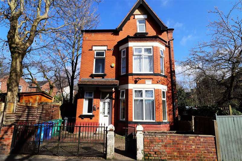 7 Bedrooms Detached House for sale in Central Avenue, Manchester