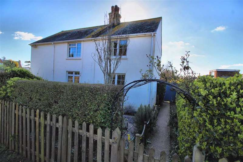 2 Bedrooms Semi Detached House for sale in Woodland Cottages, Seaford, East Sussex
