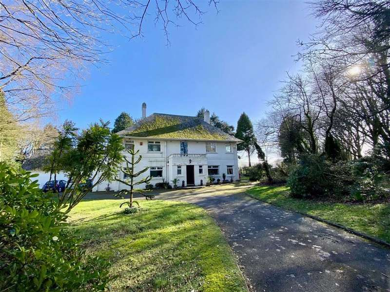 5 Bedrooms Detached House for sale in NEWCHAPEL, Pembrokeshire