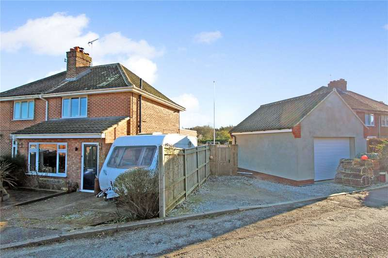 2 Bedrooms Semi Detached House for sale in Windsor Road, Reydon, Southwold, Suffolk, IP18