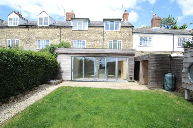 4 Bedrooms Terraced House for sale in Long Row, Wicken Road, Leckhampstead