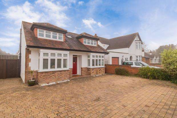 4 Bedrooms Detached House for sale in Staines Road, Staines-upon-Thames, Surrey