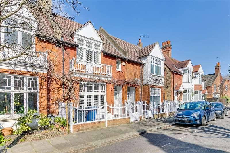 4 Bedrooms Terraced House for sale in Blandford Road, London, W4