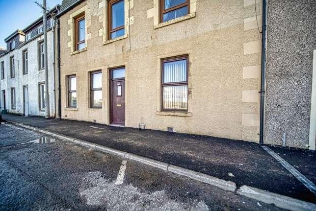 Flat for sale in Shore Street, Macduff, Banffshire, AB44 1UB