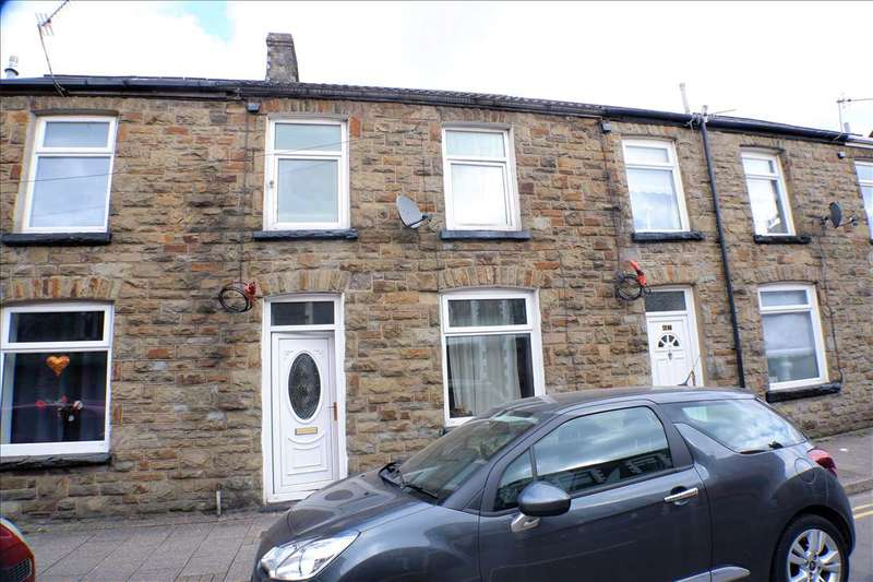 3 Bedrooms Terraced House for sale in Clydach Road, Tonypandy