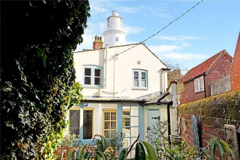 2 Bedrooms Semi Detached House for sale in East Green, Southwold, IP18
