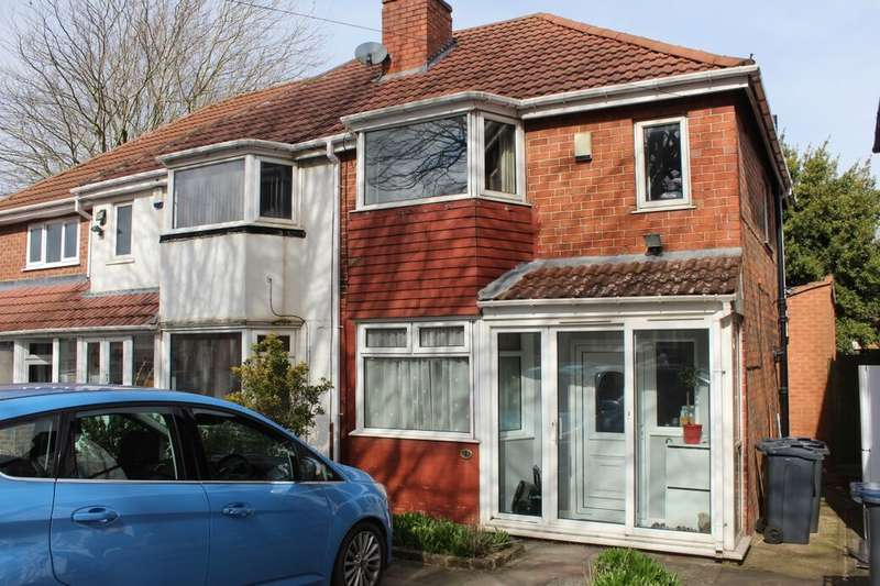 2 Bedrooms Semi Detached House for sale in Allerton Road, Birmingham, B25