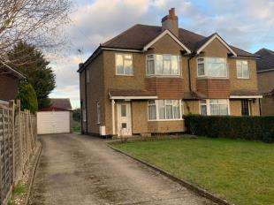3 Bedrooms Semi Detached House for sale in Main Road, Longfield Hill, Longfield, Kent