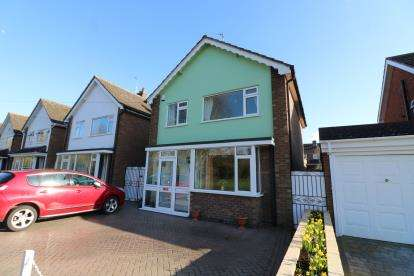 3 Bedrooms Detached House for sale in Brighton Avenue, Wigston, Leicestershire