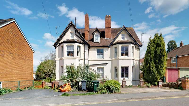 5 Bedrooms Semi Detached House for sale in Newtown Road, Malvern WR14