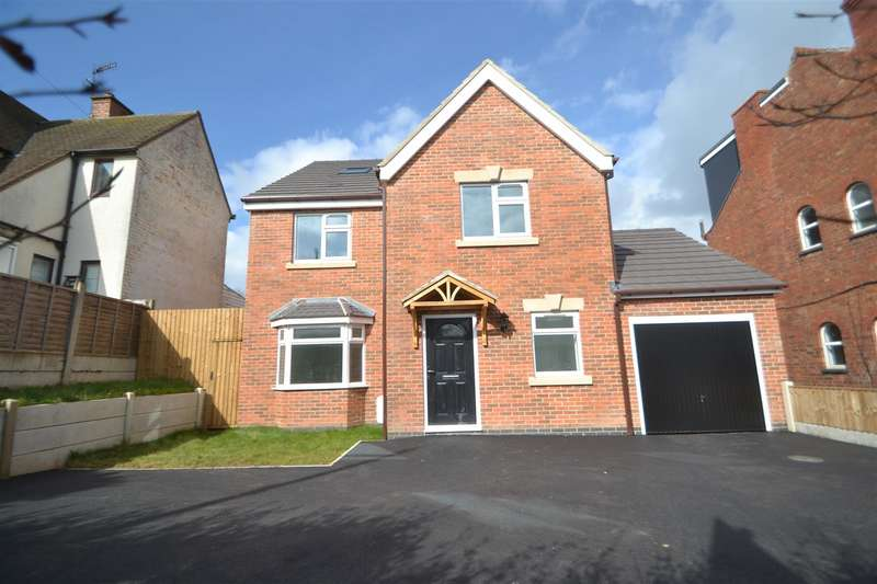 5 Bedrooms Detached House for sale in Shepshed Road, Hathern, LE12 5LL