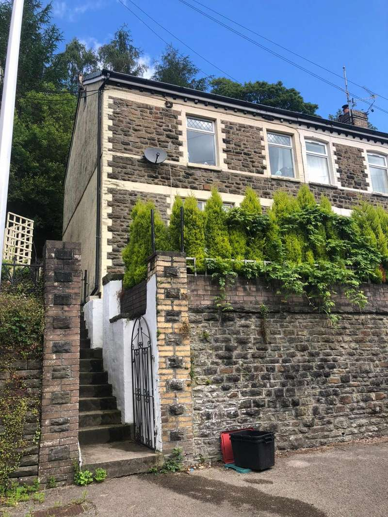 3 Bedrooms End Of Terrace House for sale in 94 Aberbeeg Road, Aberbeeg