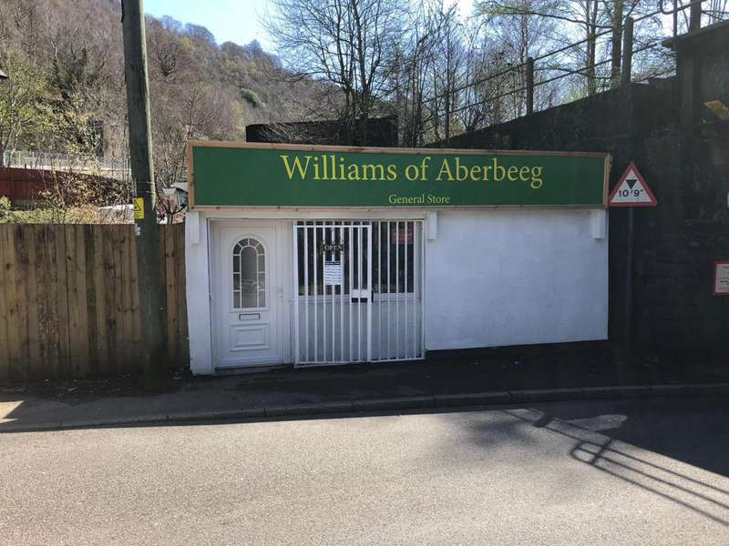 Shop Commercial for sale in Williams Of Aberbeeg, The Square, Aberbeeg