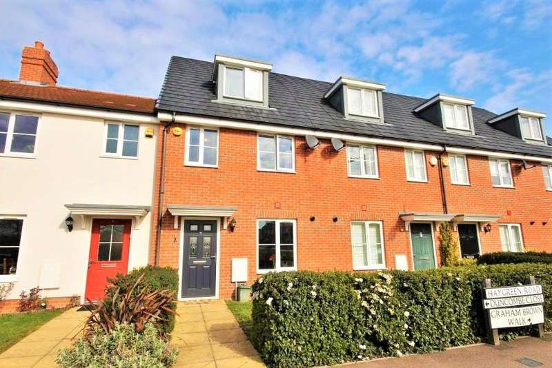 3 Bedrooms Terraced House for sale in Haygreen Road, Witham