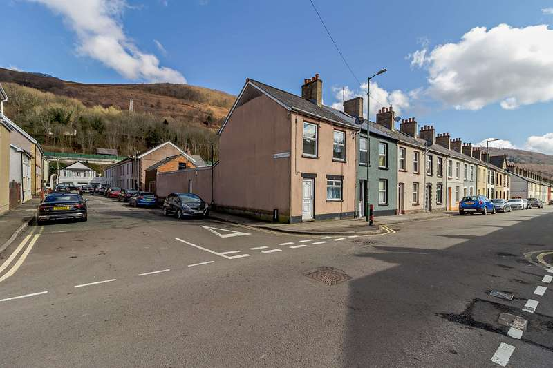 3 Bedrooms End Of Terrace House for sale in Marine Street, Cwm, Ebbw Vale, NP23