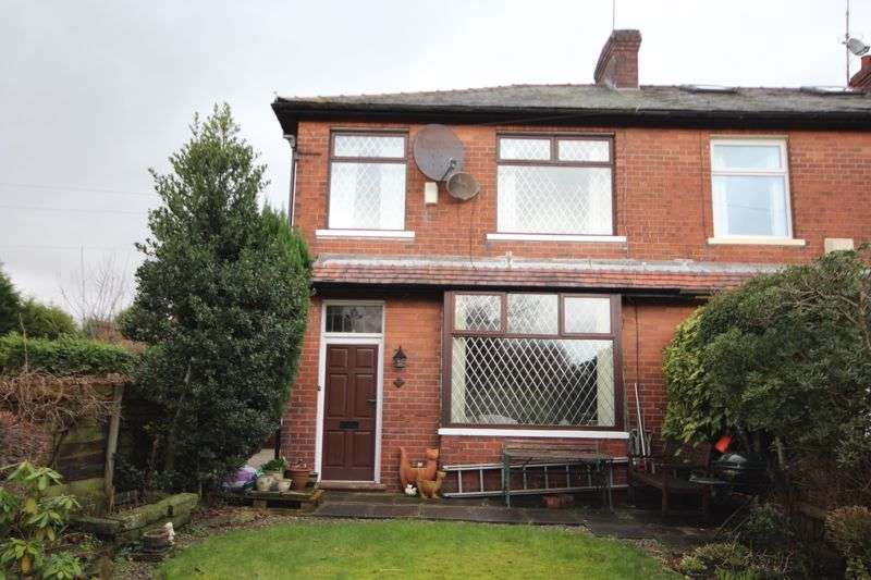 3 Bedrooms Property for sale in ROOLEY TERRACE, Meanwood, Rochdale OL12 7BN
