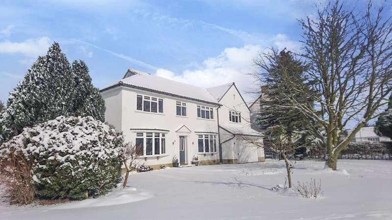 5 Bedrooms Detached House for sale in Ridgeway, Guiseley, Leeds, LS20 8JA