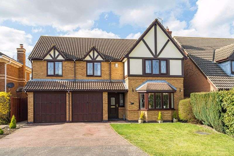 5 Bedrooms Property for sale in Pipits Croft, Bicester