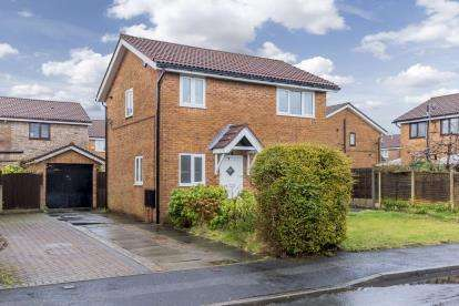 3 Bedrooms Detached House for sale in Leech Brook Avenue, Audenshaw, Manchester, Greater Manchester
