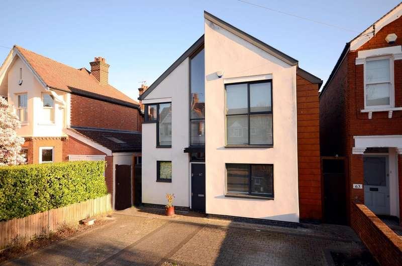 5 Bedrooms Detached House for sale in Malden Hill, New Malden, KT3