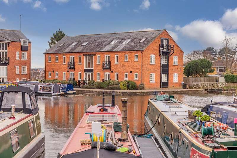 2 Bedrooms Apartment Flat for sale in Union Wharf, Market Harborough