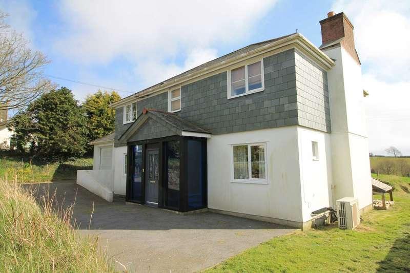 4 Bedrooms Detached House for sale in Wilton Terrace, Pelynt