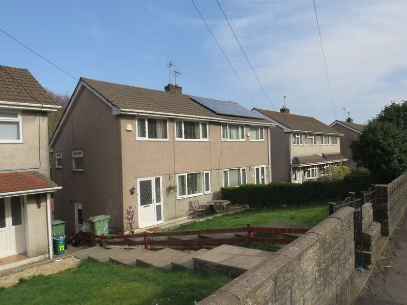 3 Bedrooms Semi Detached House for sale in Francis Street, Tonyrefail