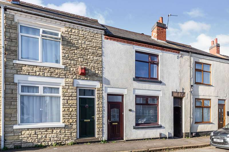 3 Bedrooms House for sale in Edward Street, Hinckley, Leicestershire, LE10
