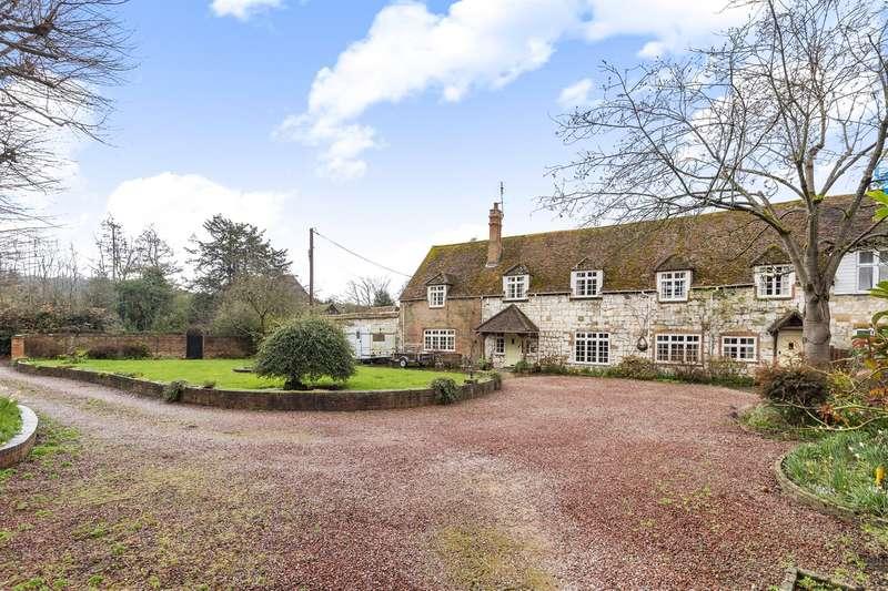 5 Bedrooms Cottage House for sale in Bisham Grange, Temple