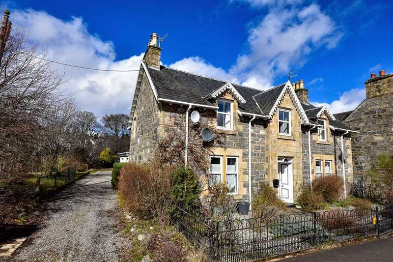 7 Bedrooms Detached House for sale in Kingussie