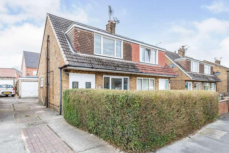 3 Bedrooms Semi Detached House for sale in Stockdale Crescent, Bamber Bridge, Preston, PR5