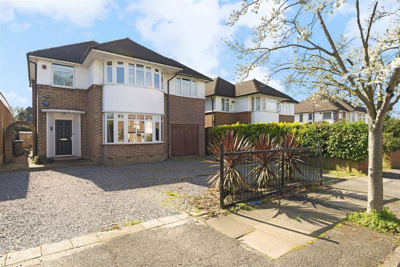 5 Bedrooms Detached House for sale in Bodley Road, New Malden, KT3