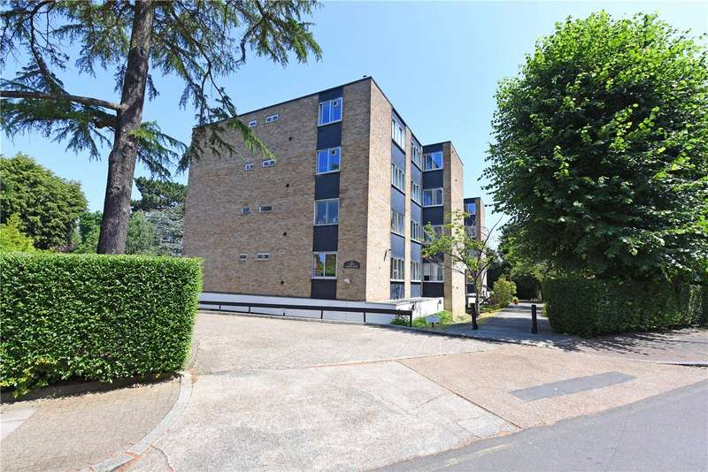 2 Bedrooms Flat for sale in Lane End, 196 West Hill, London, SW15