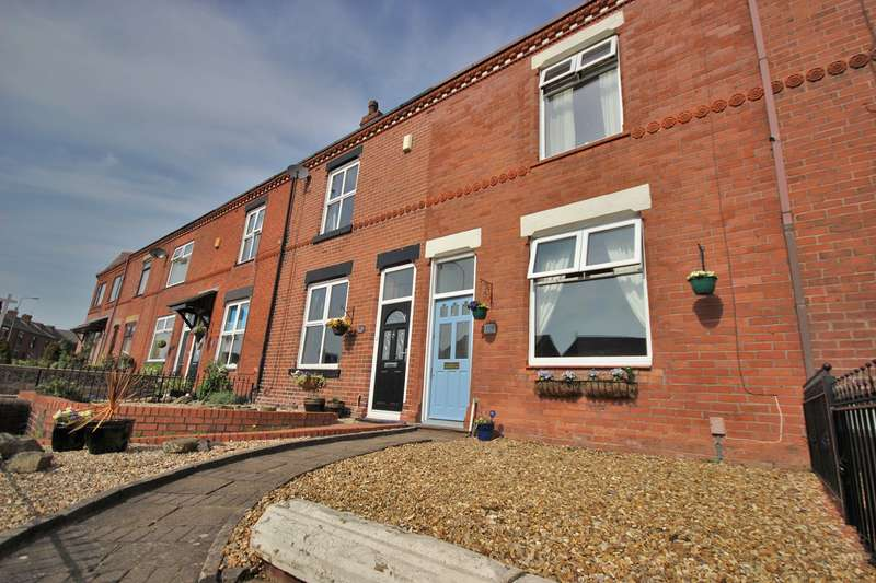 2 Bedrooms Terraced House for sale in Old Road, Ashton-in-Makerfield, Wigan, WN4