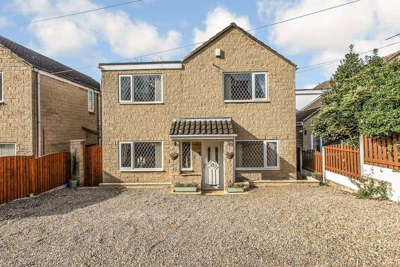 4 Bedrooms Detached House for sale in Hall Court, Knottingley, West Yorkshire, WF11