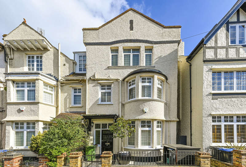 5 Bedrooms Semi Detached House for sale in Guilford Avenue, Surbiton