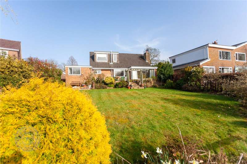 4 Bedrooms Detached Bungalow for sale in The Close, Withnell Fold, Chorley, Lancashire, PR6