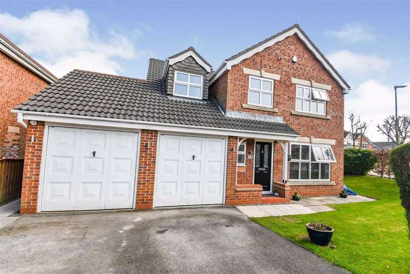 5 Bedrooms Detached House for sale in Tranby Park Meadows, Hessle, East Riding Of Yorkshire